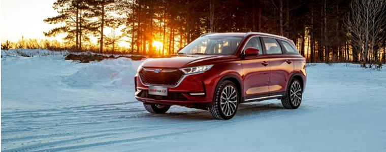 大美都市精品SUV, 2021款长安欧尚X7以7.77万-12.99万强劲来袭!